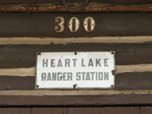 Heart Lake Ranger Station