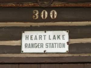 Heart Lake Ranger Station