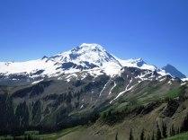 Mt. Baker from Skyline Divide
