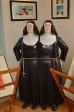 Every chapel needs its nuns, right?