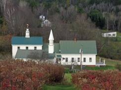 Dog Mountain is located on 150 acres in St. Johnsbury, VT