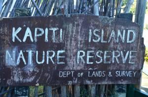 Kapiti-IslandWoodSign