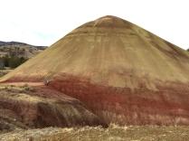 Pretty hill, ignore footprints