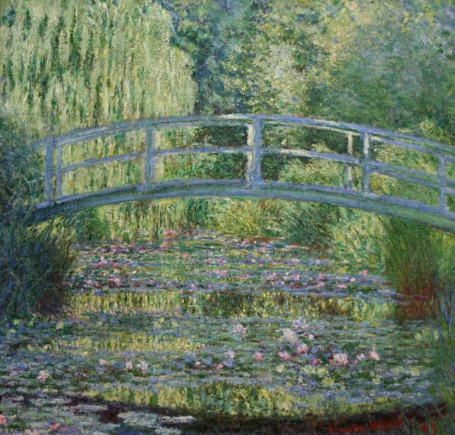 1024px-Claude_Monet_-_Water_Lilies_and_Japanese_Bridge