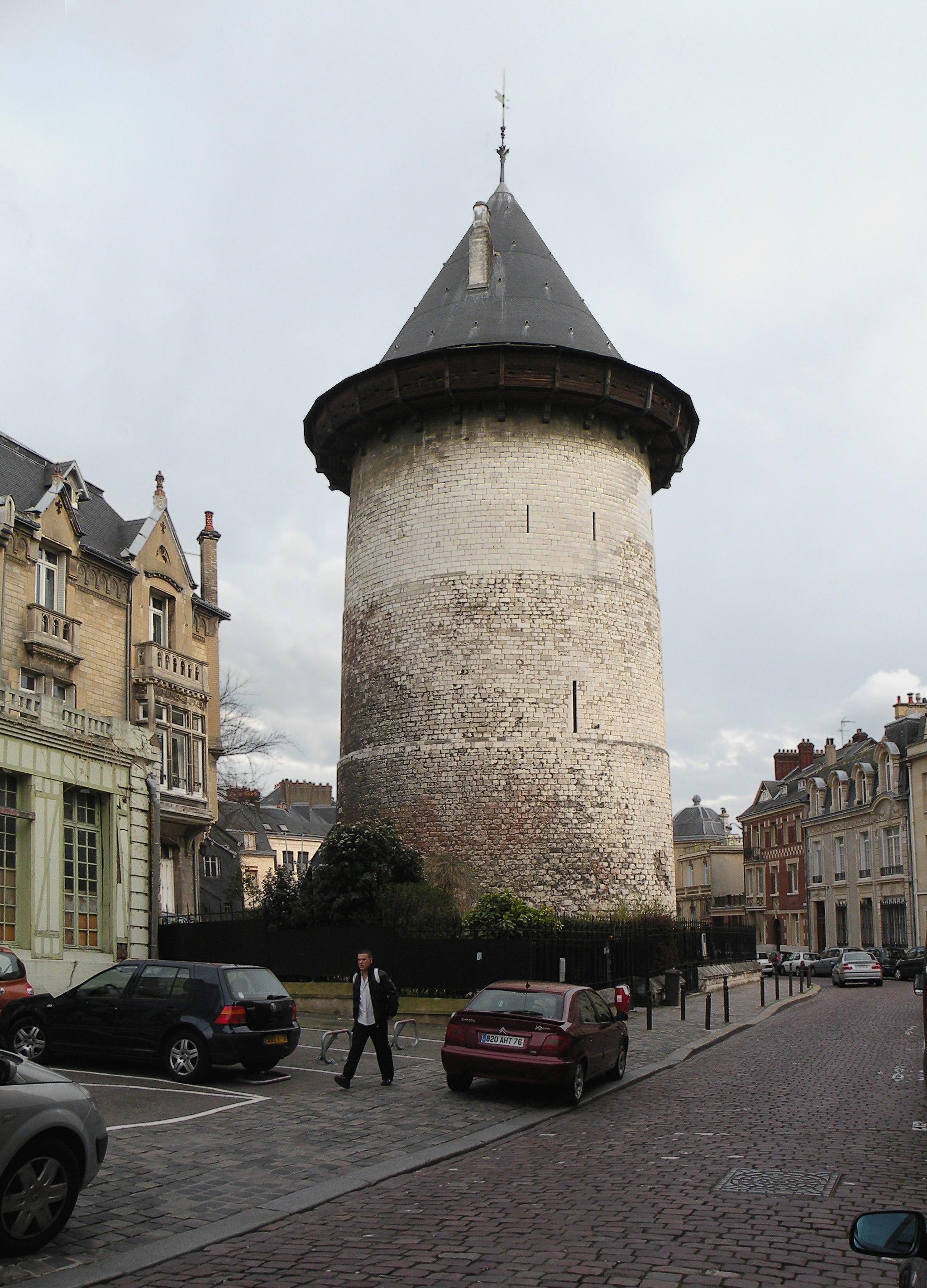 Jeanne_d_Arc_Turm._(Rouen)